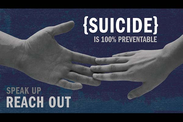 Free Suicide Intervention Training Scheduled for August